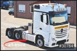 Тягач сопровождение негабаритных грузов Mercedes LS 2858 6X4 F 16 BigSpace, 120 t.,Schwerlast 6x4