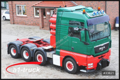 Cabeza tractora convoy excepcional MAN GX 41.680 8x4/4 V8 Euro 5 BBS 500.000 kg