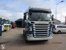 Tracteur Scania R560-V8 EURO 5 6X2 10 TYRES MANUALGEARBOX occasion