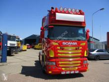 Влекач Scania R440 EURO 6 6X2 LIFT-STUURAS KIEPERHYDROLIEK втора употреба