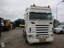 Traktor Scania R500 MANUAL+KIEPERHYDROLIEK 10 TYRES brugt