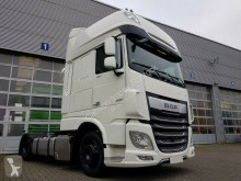 Cabeza tractora convoy excepcional DAF XF 480 SSC LD, Traxon, Doppeltank, ZF Intarder