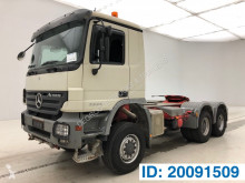 Mercedes Actros tractor unit used