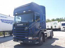 Cap tractor Scania L 124L420 second-hand