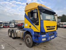 Iveco Trakker tractor unit used