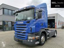 Scania R 440LA4x2MNA / Diesel / LPG / orig. KM! tractor unit used