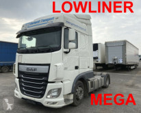 Cabeza tractora convoy excepcional DAF 460 XF Lowliner Mega Low Deck