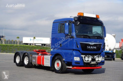 Cabeza tractora MAN TGX - 33.480 / 6 X 4 / EURO 6 / HYDRAULIKA / 3 OSIE usada