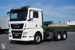 Cabeza tractora MAN TGX - 33.440 / 6 X 4 / EURO 6 / HYDRAULIKA / 3 OSIE