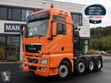 Cabeza tractora convoy excepcional MAN TGX 41.540 8X4/4 BLS kurzer Radstand / Navi