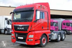 Tratores MAN TGX 26.560 6X4 Kipphydr. Retarder Alcoa 75 t ZGG transporte excepcional usado