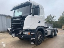 Scania exceptional transport tractor unit G 490