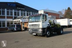 Tracteur DAF CF 85.410 EURO 5/Flachdach/Hydraulik/LG 6.550kg