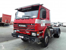 Scania tractor unit 113