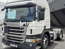 Scania P 410 tractor unit used
