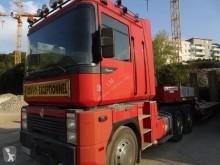 Tracteur convoi exceptionnel Renault Magnum AE 560