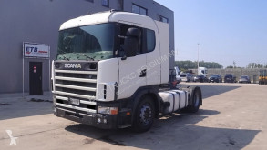 Tracteur Scania 114 - 340 (MANUAL GEARBOX / BOITE MANUELLE) occasion