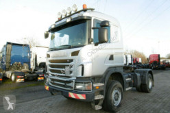 Tahač Scania G 400 CA 4x4 HHZ ALLRAD KIPPHYDRAULIK použitý