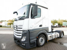 Tratores transporte excepcional Mercedes ACTROS 1845 STREAM SPACE LOWDECK HUBSATTELPLATTE