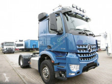 Mercedes tractor unit AROCS 1845 HAD 4x4 2 KREIS HYDRAULIK EURO 6