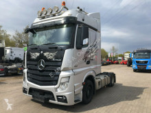 Traktor specialtransport Mercedes Actros 1848 Big Space Low Liner Automatik Euro 6