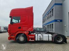 Tracteur Scania 124R 420 4x2 SHD/Klima/eFH./NSW occasion