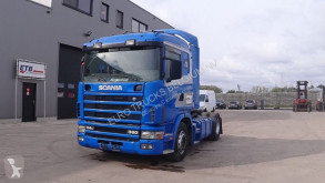 Cap tractor Scania 114 - 380 (MANUAL GEARBOX / BOITE MANUELLE) second-hand