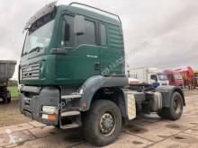 Cabeza tractora MAN TGA 18.390 / 4x4 manuell-2 Kreiskipphydraulik
