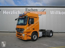 Tahač Mercedes 1844 LS, EUR5, MP3, Kipphydraulik, Klima