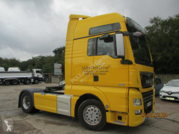 MAN TGX 18.540 tractor unit used driving school