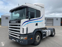 Cap tractor Scania R 144R460 second-hand