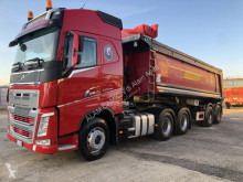 Volvo FH 500 tractor-trailer used tipper