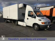 Camión Iveco Daily *DAILY 50C15*EURO 3*MINI SZM*ANALOG*AUFLIEGER * furgón usado