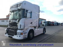 Scania tractor unit *R 480 * TOPLINE *EURO 6 * MOTOR LÄUFT