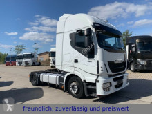 Iveco exceptional transport tractor unit *STRALIS 460*HI-WAY*RETARDER*EURO 5 EEV*2x TANK*