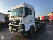 Cabeza tractora MAN TGX 33.480