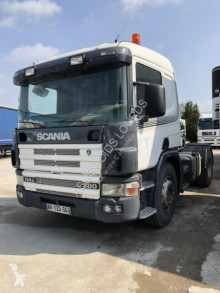 Tracteur Scania G 114G380 occasion