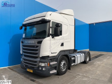 Scania R 450 tractor unit used hazardous materials / ADR