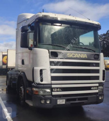 Tracteur Scania P124 420 occasion