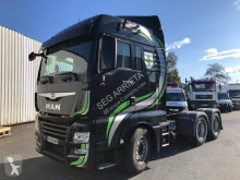 MAN exceptional transport tractor unit TGX