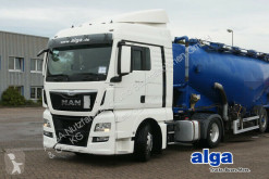 Cabeza tractora MAN TGX 18.440 TGX BLS 4x2, Euro 6, Intarder, Hydraulik