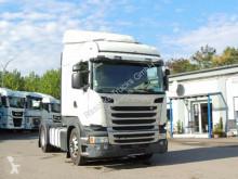 Scania R 450 Highliner*Retarder*ADR:03:2021 Sattelzugmaschine gebrauchte Gefahrgut / ADR