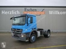 Cap tractor Mercedes 2044 AS 4x4, Blatt/Blatt, Schalter, EUR4, Klima