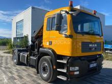 Cap tractor MAN TGA 18.440