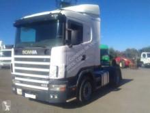 Tractor Scania L 124L420 usado