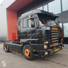 Тягач Scania 143 420 streamliner 4x2 originele nederlander б/у