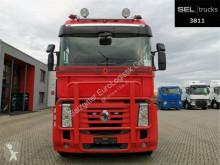 Cabeza tractora Renault Magnum 480 DXI / Kipphydraulic / German usada