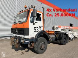 Kamión podvozok Mercedes AK 1928 4x4 1928 4x4, V8-Motor, 4x Vorhanden!