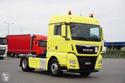 MAN tractor unit TGX - / 18.480 / E 6 / RETARDER / HYDRAULIKA