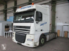 Tracteur convoi exceptionnel DAF 105.460 LL SC, ZF Intarder, Standklima, ATE